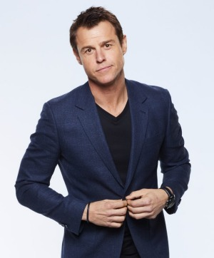 Actor Rodger Corser kept the jokes rolling in the 'Alcohol-Free Anonymous' WhatsApp group.