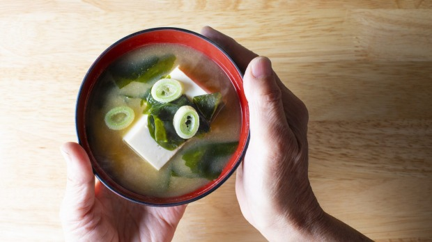Having miso soup on stand-by is perfect for those peckish moments.