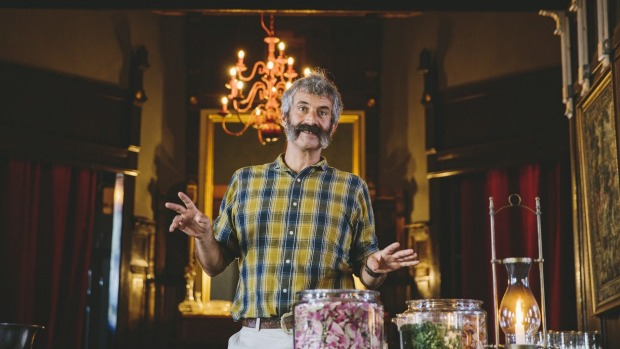 'Fermentation is already part of everybody's life': Ferment master Sandor Katz.