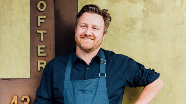 Matt Wilkinson is chef at Crofter in Melbourne.