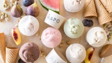 MaPo Gelato, a new scoop shop for Newtown.