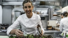 Clare Smyth's new venue will be one of 14 restaurants and bars opening in the new development.