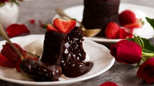 Foolproof fondant puddings with glossy ganache centres.