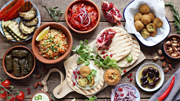 Mediterranean-style diets tend to include a wider variety of foods than keto plans.