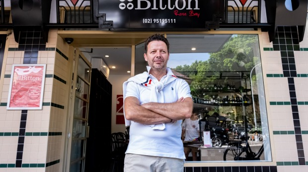 David Bitton is expanding his business to the eastern suburbs.
