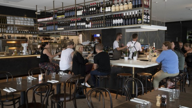 After eight years in Surry Hills, Baccomatto has moved to Randwick.
