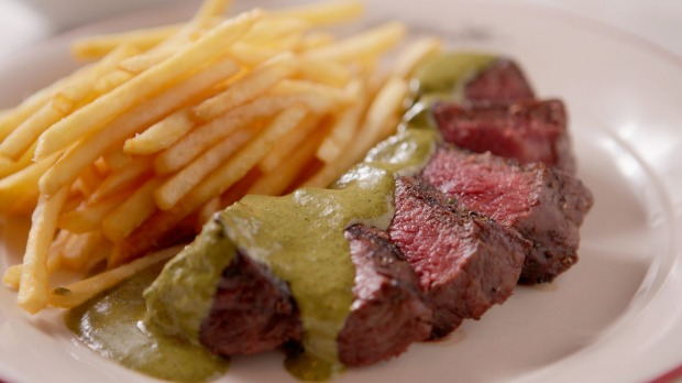 Entrecote's signature steak-frites will live on in Greville street.