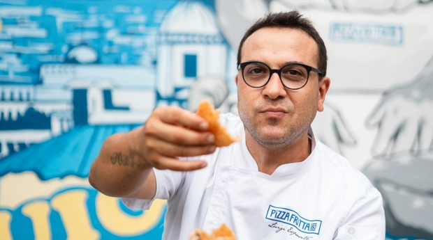Luigi Esposito is following up Pizza Fritta 180 by opening Amalfi Way.