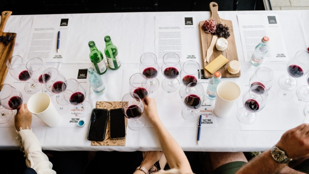 The Masterclass series as part of the 2020 Tasting Australia Festival.