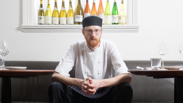 Chef Aaron Audet loves the industry, but understands the dark reality of it, too.