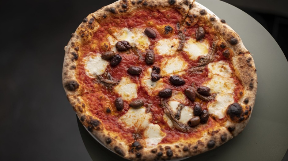 Go-to-dish: Pizza napoletana, $23.