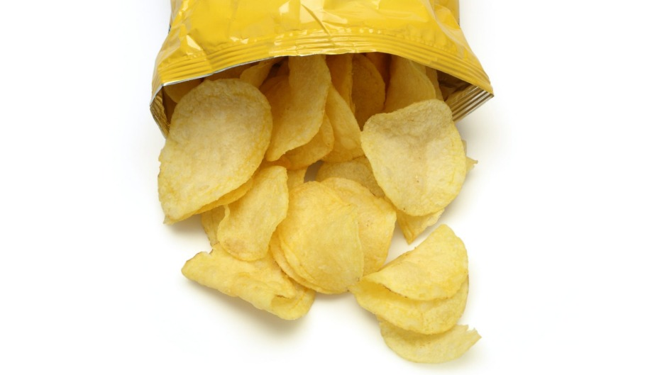 It's crunch time for crisps and their packets.