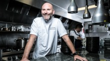 'The times are changing in Sydney and we're changing with them': Chef Alessandro Pavoni.