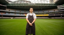 Chef Victor Liong is opening a second Lee Ho Fook restaurant at Marvel Stadium.