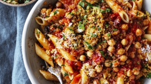 Neil Perry's pantry pasta.