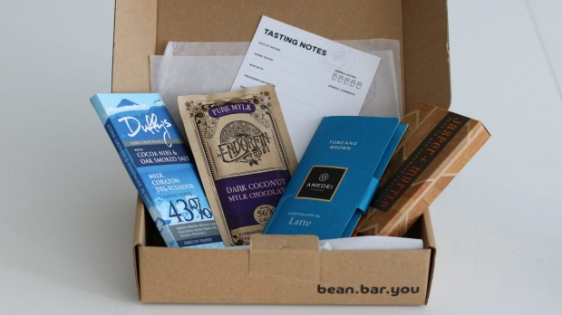 Bean Bar You chocolate subscription box for goodfood.com.au food subscription story March 2020