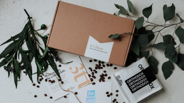 Three Thousand Thieves coffee subscription box for goodfood.com.au food subscription story March 2020