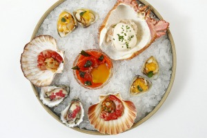When will we eat the likes of this Australian seafood platter at Stokehouse again?