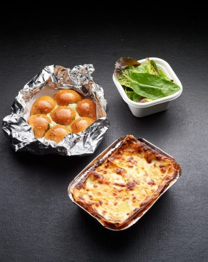 Takeaway lasagne from Melbourne's three-hatted Attica.