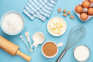 A missing ingredient doesn't have to stop you baking.