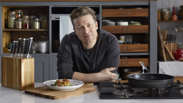 Jamie Oliver gives us his best pantry-staple recipes in his new series.