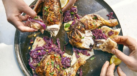 Three Exciting Middle Eastern Recipes From The Ottolenghi Team S New Cookbook