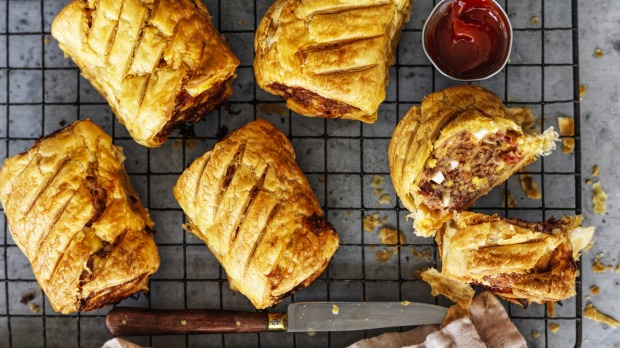 Anything covered in pastry is delicious, but really bad for you.