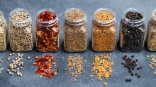Experiment with dried herbs and spice swaps if you don't have what you need in the pantry.