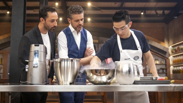 MasterChef Australia Back to Win; images for Good Food