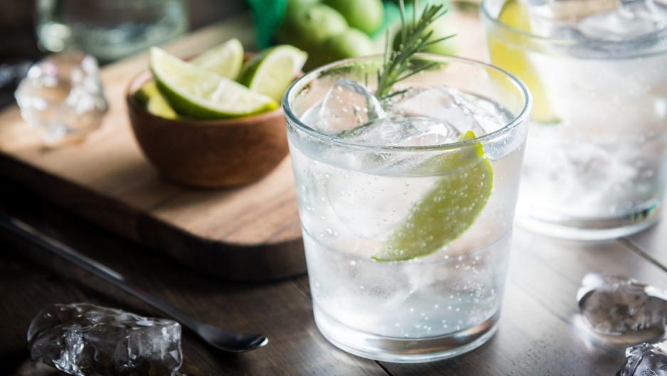 A good gin and tonic beats a pair of slippers any day.