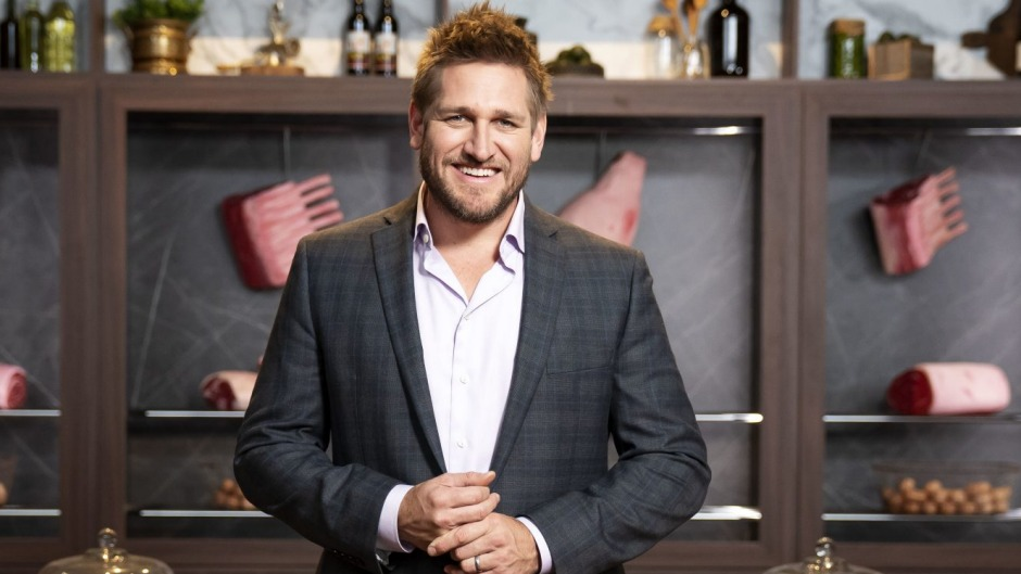 Still not sure why Curtis Stone was in this MasterChef episode, to be honest.