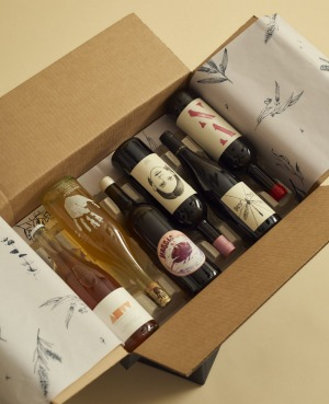The Borough Box delivers exciting hard-to-find wines.
