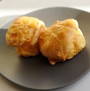 Jacques Reymond's legendary gougeres will make a cameo in the Bistro Gitan Mother's Day hamper.