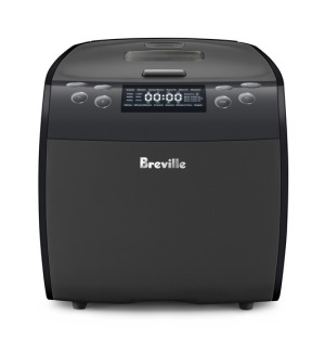 Breville's 9-in1 multicooker bakes bread, deep-fries, steams vegies and more.