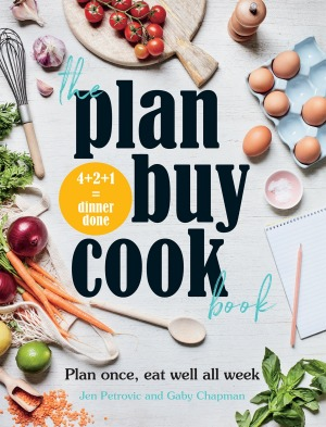 The Plan, Buy, Cook Book.