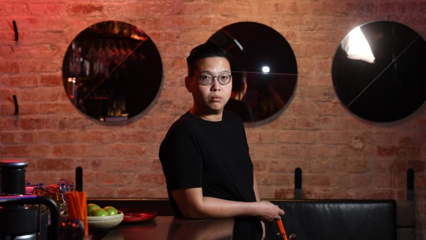 Lee Ho Fook chef Victor Liong says he won't open for 10 customers at a time.
