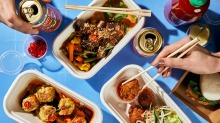 Michael Lambie's Soi 10 Asian street food pop-up.