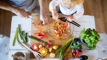 The 'life' part of work-life balance happens in kitchens and around dinner tables every night.