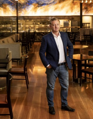 Luke Mangan: 'The days may be gone where you can charge $70 for a steak.'