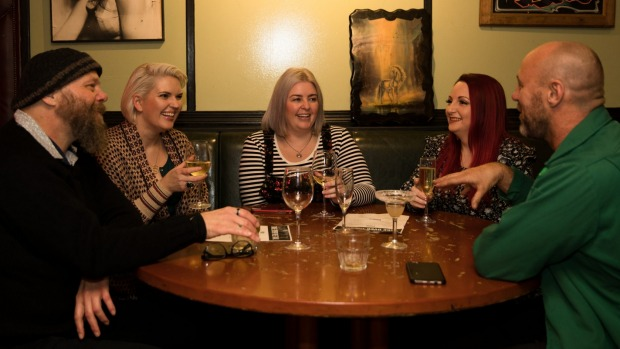 The Oxford Tavern offers two-hour sessions for groups of 10.