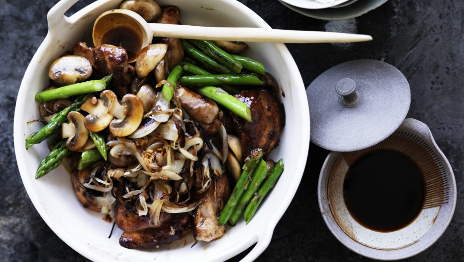 Speed up your stir-fries by prepping veg before meat and setting up a seasoning station for sauces.