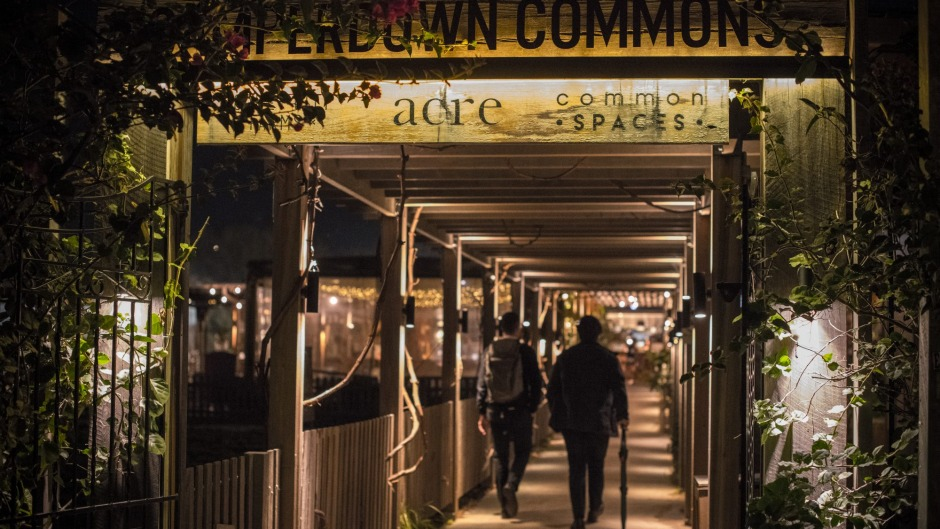 New venture: Acre in Camperdown is branching out to the lower north shore.