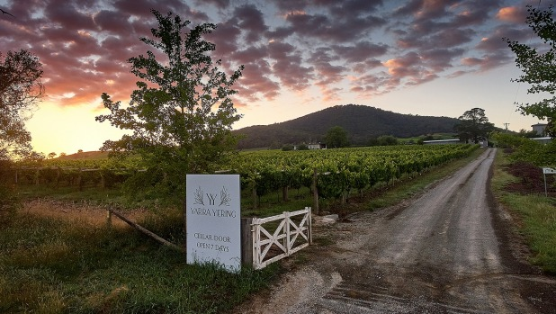 Yarra Yering was also named one of Australia's top wineries by Good Weekend and The Real Review.