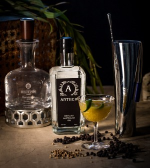 Melbourne's small batch Anther Gin is moving to a new distillery bar in Geelong.
