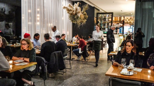 Golda has filled the Gramercy Social space on Commercial Road.