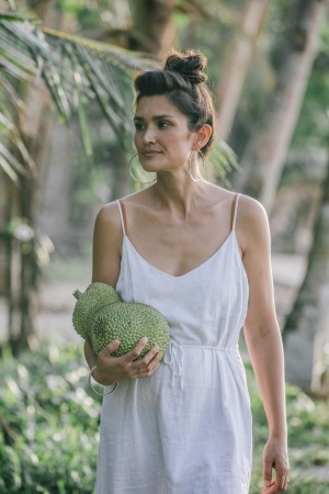 Cookbook author Yasmin Newman.