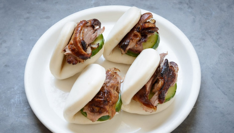 Supernormal's duck bao.