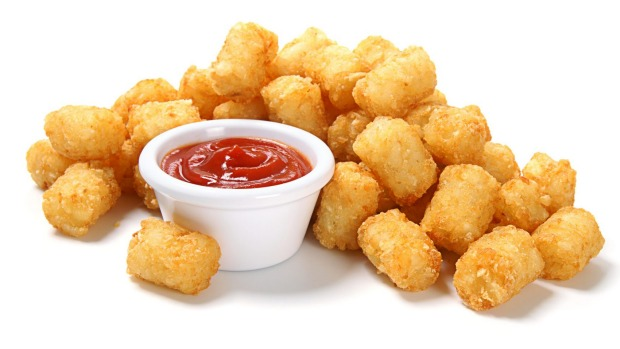 There are more exciting things in life than tater tots with ketchup.