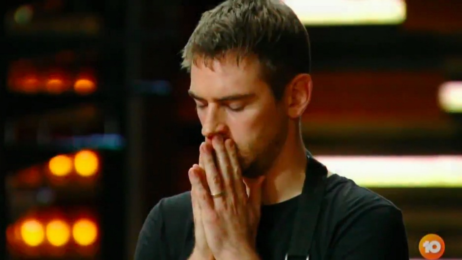Callum prays for Poh to bring out her signature chaos so he can survive this cook.