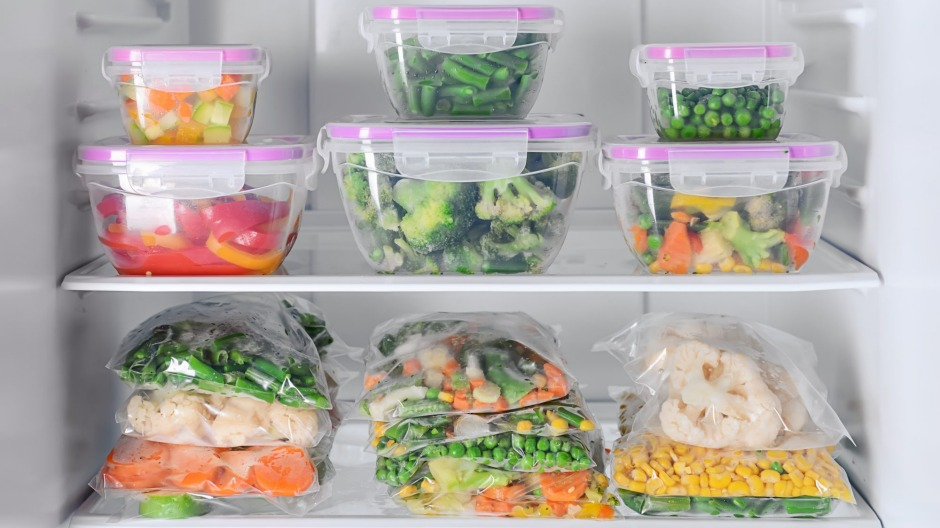 A little prep now will save multiple trips to the supermarket and a lot of wasted food.